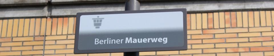 Mauerweg head